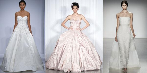 Фото - Модні весільні сукні весна-літо 2014