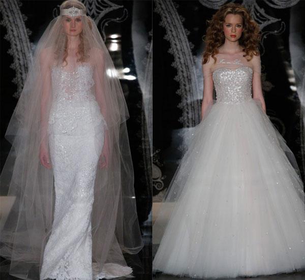 Фото - Модні весільні сукні весна-літо 2014 від Reem Acra