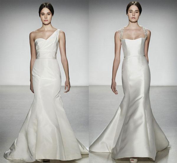 Фото - Модні весільні сукні весна-літо 2014 від Amsale