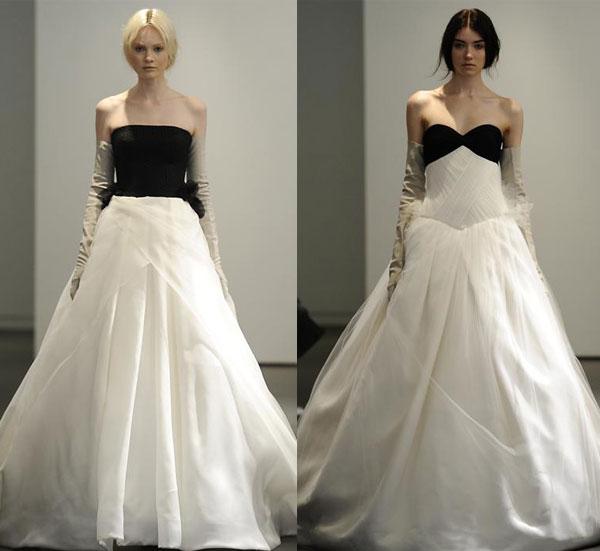 Фото - Модні весільні сукні весна-літо 2014 від Vera Wang