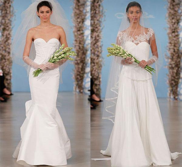 Фото - Модні весільні сукні весна-літо 2014 від Oscar de la Renta
