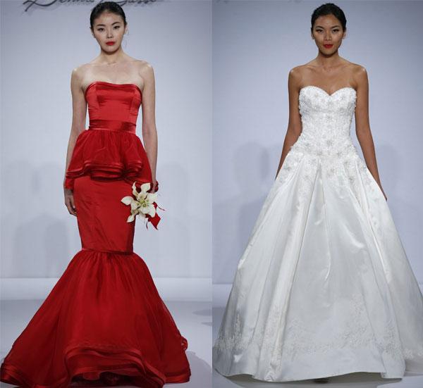 Фото - Модні весільні сукні весна-літо 2014 від Dennis Basso